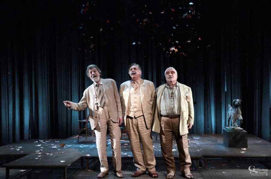 Είδα Τους «Ήρωες» Σε Σκηνοθεσία Νικίτα Μιλιβόγεβιτς